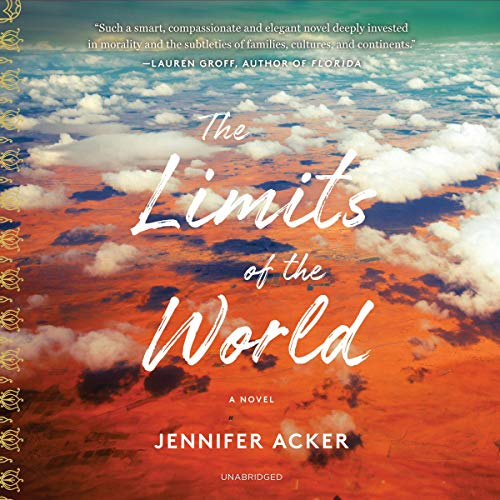 The Limits of the World audiobook cover art