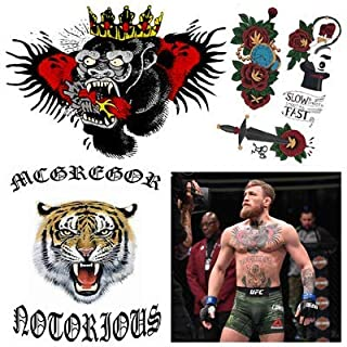 Best mcgregor tattoo set Reviews