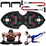 Push Up Board With Resistance Ba...