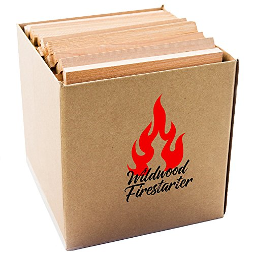 Kiln-Dried Kindling 1 Cubic Ft. Easy-Light Fire Starter All Natural Red Cedar