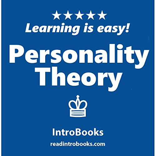 Personality Theory audiobook cover art