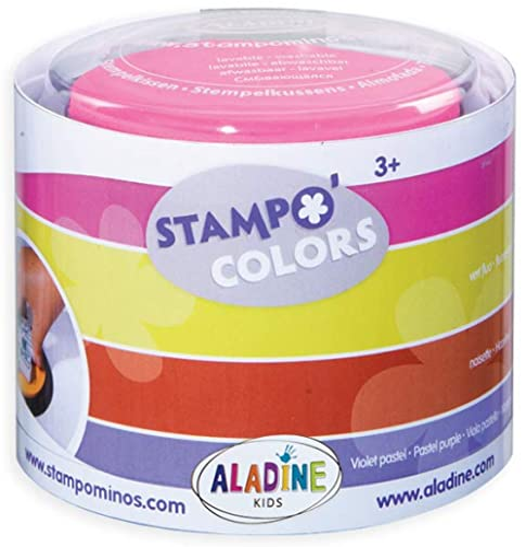 Aladine - 85152 - Stampominos - Stampo Colors Festival