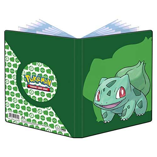 Bulbasaur 4-Pocket Portfolio for Pokémon
