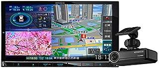 KENWOODケンウッドMDV-M906HD+DRV-N530ハイレゾ再生HDパネル搭載フルセグBluetooth内蔵彩速ナビ+ドライブレコーダーセット