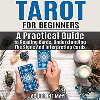 Tarot for Beginners cover art