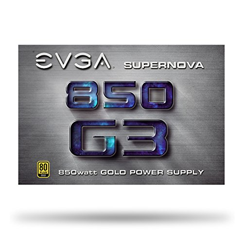 Build My PC, PC Builder, EVGA 220-G3-0850-X1