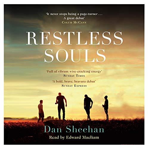 Restless Souls audiobook cover art