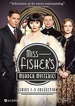 Miss Fisher s Murder Mysteries Series 1-3 Collection