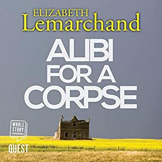 Alibi for a Corpse audiobook cover art