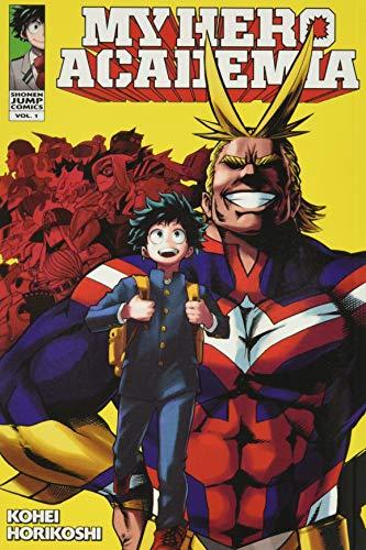 My Hero Academia, Vol. 1: Izuku Midoriya: Origin (1)