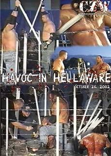 CZW- Combat Zone Wrestling- Havod in Hellaware DVD-R