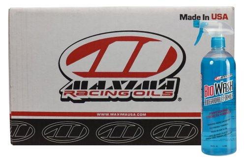 Maxima (CS80-85932-12PK) BIO Wash Biodegradable Motorcycle/ATV Cleaner - 32 oz., (Case of 12)