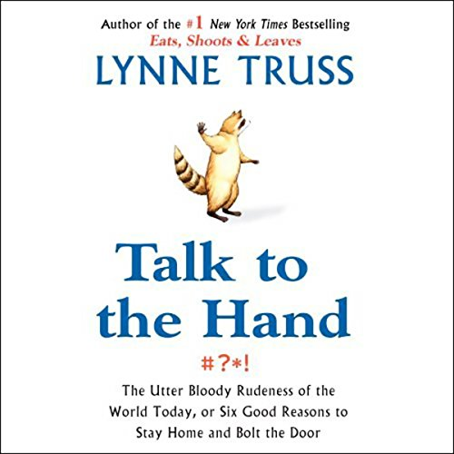 Talk to the Hand cover art