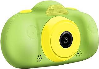 Honeytecs 12MP 1080P HD Kids Children Camera Mini Digital Camera 2.4 Inch LCD Screen Dual Lenses with Photo Video MP3 Game Modes