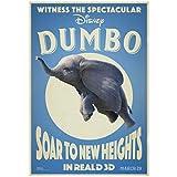 wzgsffs Dumbo Film Tim Burton Colin Farrell 2019 Sikl