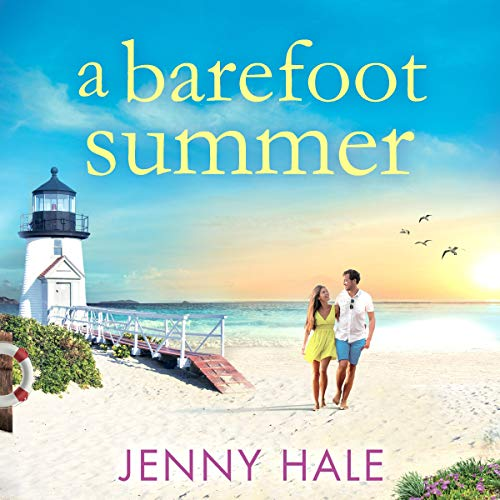 A Barefoot Summer Audiobook By Jenny Hale cover art