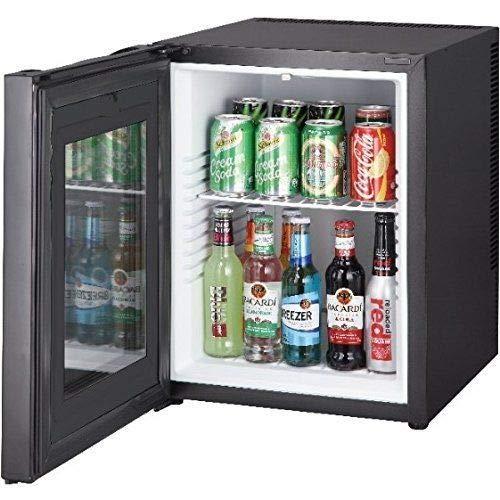 Syntrox Germany Mini réfrigérateur silencieux avec porte en verre 52 litres