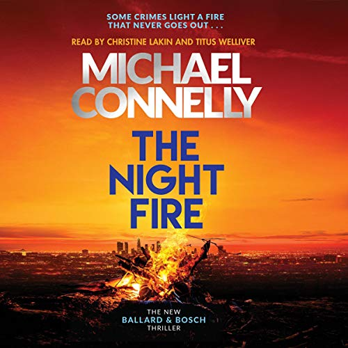 Couverture de The Night Fire