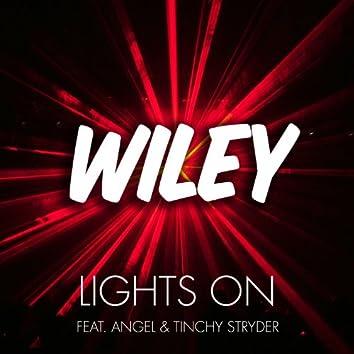 Lights On (Ft Angel & Tinchy Stryder)