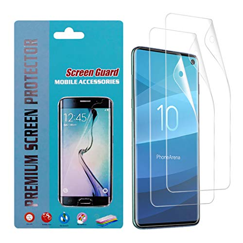 clear film screen protector for galaxy s10
