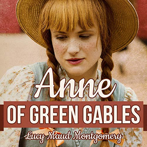 『Anne of Green Gables』のカバーアート