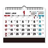 新日本カレンダー 2021年 カレンダー 卓上 ジャンボ文字 NK8543