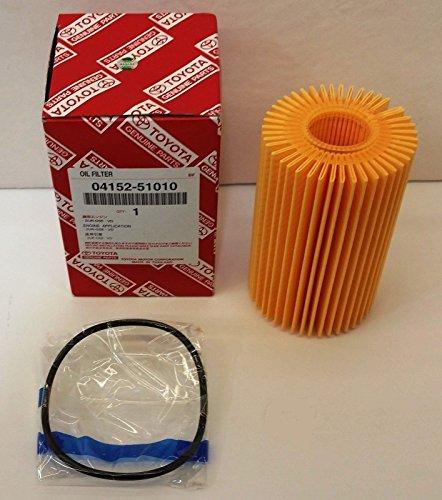 oil filter lexus gs - 2