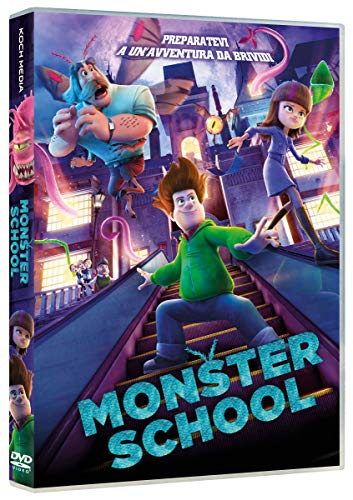 Monster School (DVD)