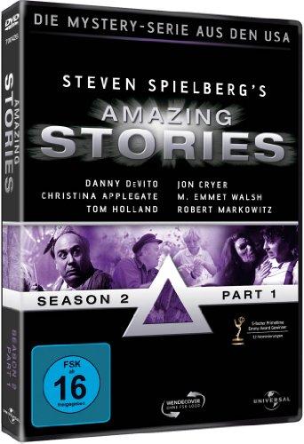 Steven Spielberg's Amazing Stories - Season 2.1