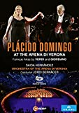 Vocal Recital (Baritone): Domingo, Plácido - Verdi, G. / Giordano, U. / Penella, M. / Serrano, J. / Sorozabal, P. (Blu-ray, HD) [DVD]