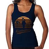 Photo de Texas Chainsaw Massacre Leatherface Sunset Women's Vest