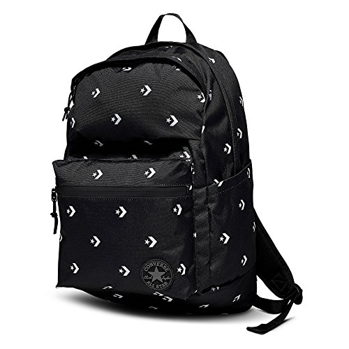 Converse Poly Chuck Plus 1.0 Backpack Star Chevron/ Black/ White