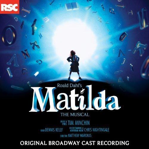 Matilda (Original Broadway Cast Recording) by Yellow Sound Label/Broadway Records