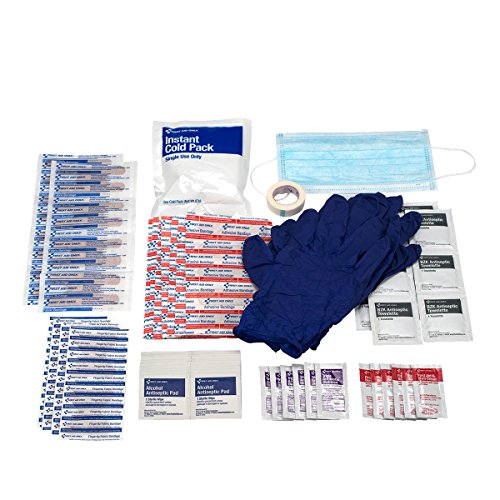 First Aid Only 126 Piece General First Aid Kit Refill Pack