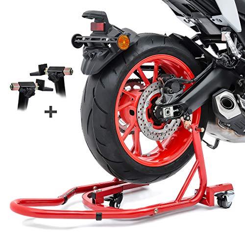 VRSCA//W ConStands calzo para Rueda Caballete Moto Delantero Easy Black para Harley Davidson V-Rod