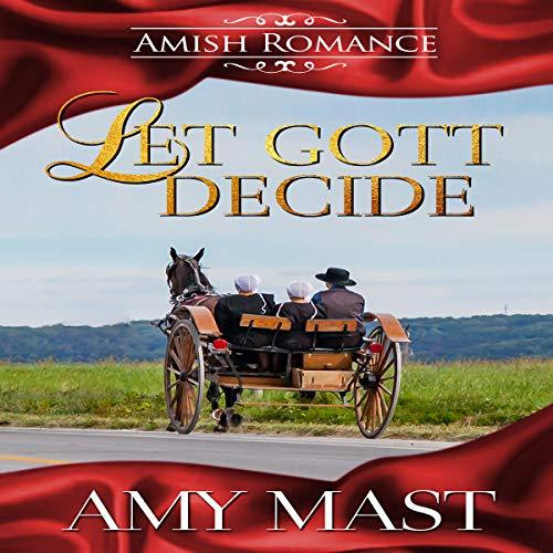 Let Gott Decide audiobook cover art