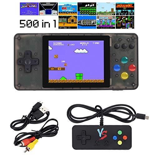 HAndPE Handheld Game Console, Retro Mini Game...