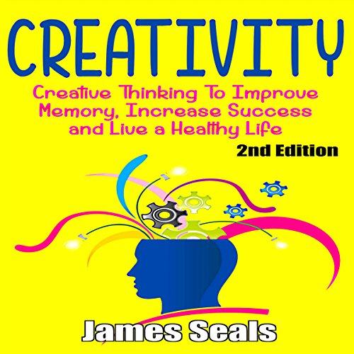 Creativity audiobook cover art