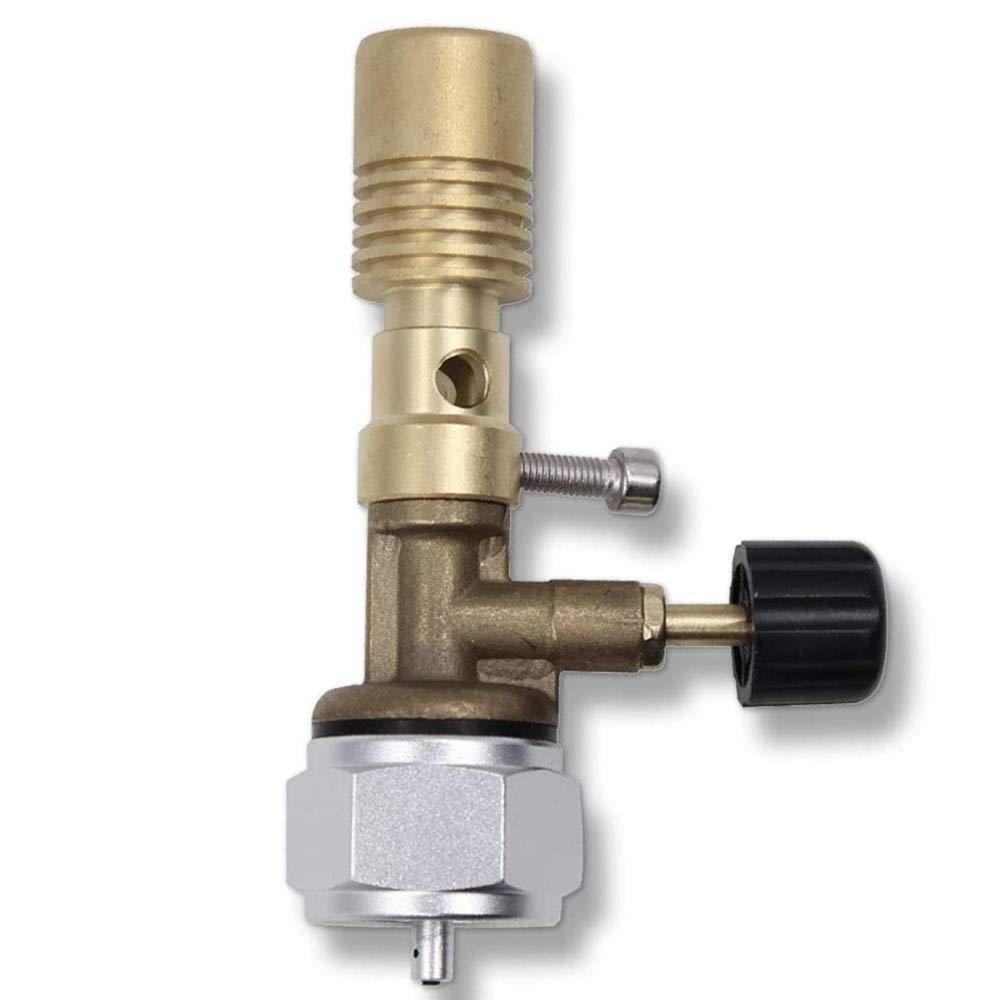 Brass Lab Premium Bunsen New life Burner Propane wi Cylinder by Fuel Max 40% OFF