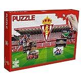 Eleven Force 1000 Puzzle Real Sporting de Gijón Piezas