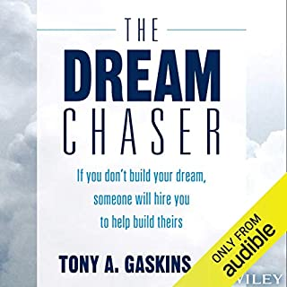 The Dream Chaser audiobook cover art