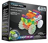 Laser Pegs 6-in-1 Monster Truck ...