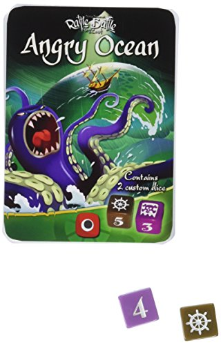 Wydawnictwo Portal POP00359 - Juego de Mesa de Angry Oceans Expansion, con...