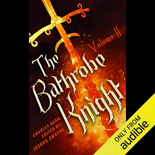 The Bathrobe Knight: Volume 2 cover art