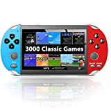 Best Handheld Consoles - Handheld Game Controller, Classic Game Console, 4.3 Inches Review