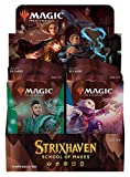 MTG Magic Strixhaven Theme Booster Display Box - 10 (35-Card) Booster Packs