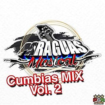 Cumbias Mix Vol.2