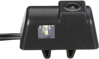Farb Rückfahrkamera Einparkhilfe mit Distanz /Hilfslinien in der Kennzeichenleuchte für Ford Transit MK6 /MK7 Transporter car Camera