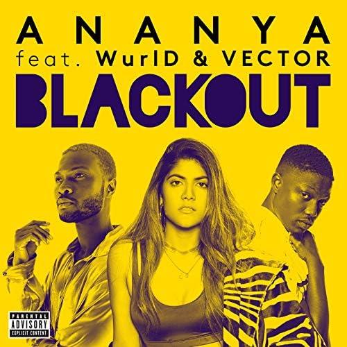 Ananya Birla feat. Wurld & Vector