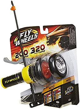 Fly Wheels Launcher + 2 Moto Wheels